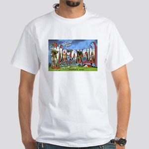 Wisconsin Greetings White T-Shirt