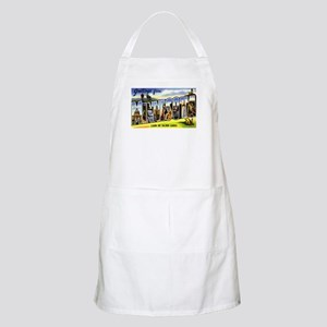 Minnesota Greetings BBQ Apron