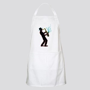 Saxophone Player Apron