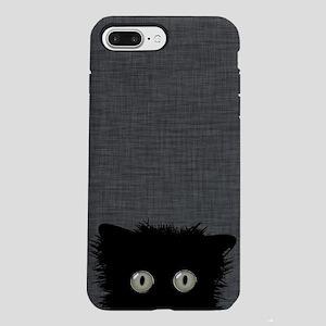 Black Cat iPhone 7 Plus Tough Case