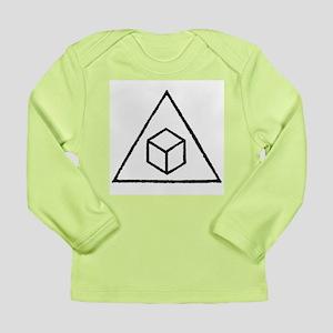 Delta Cubes Long Sleeve T-Shirt