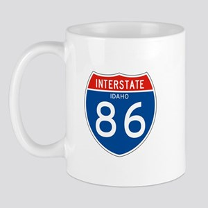 Interstate 86 - ID Mug