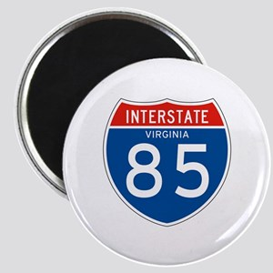 Interstate 85 - VA Magnet
