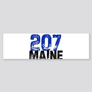 207 Bumper Sticker