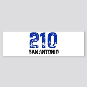 210 Bumper Sticker