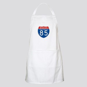 Interstate 85 - NC BBQ Apron