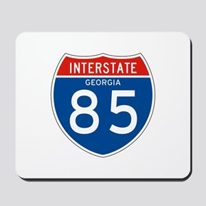 Interstate 85 - GA Mousepad