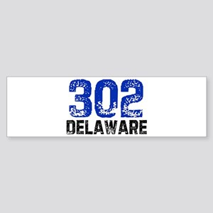302 Bumper Sticker