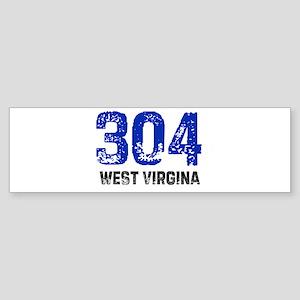 304 Bumper Sticker