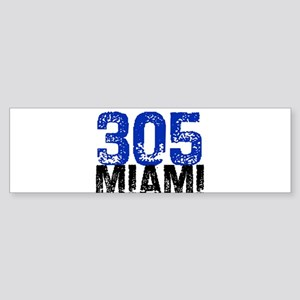 305 Bumper Sticker