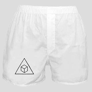 Delta Cubes Boxer Shorts