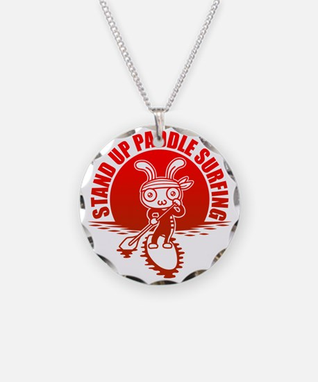 Stand up paddle surfing Necklace