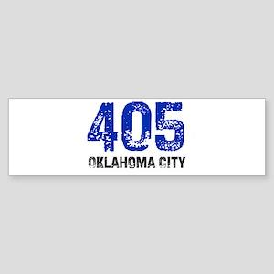 405 Bumper Sticker