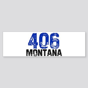 406 Bumper Sticker