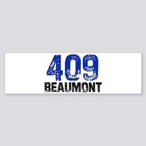409 Bumper Sticker