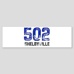 502 Bumper Sticker