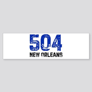 504 Bumper Sticker