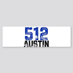 512 Bumper Sticker