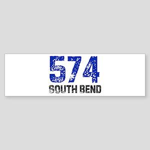 574 Bumper Sticker