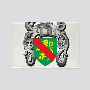 Diaper Coat of Arms - Family Crest Magnets