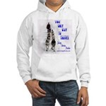 Only Way to Travel Hooded Sweatshirt