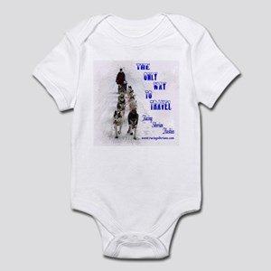 Only Way to Travel Infant Bodysuit