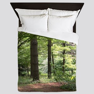 Walk in the Woods Queen Duvet