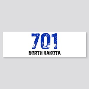 701 Bumper Sticker
