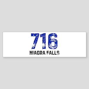 716 Bumper Sticker