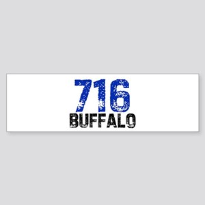 716 Bumper Sticker