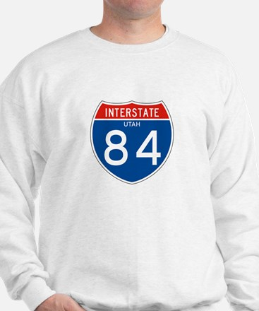 Interstate 84 - UT Sweatshirt