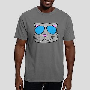 Cool Cat Mens Comfort Colors Shirt