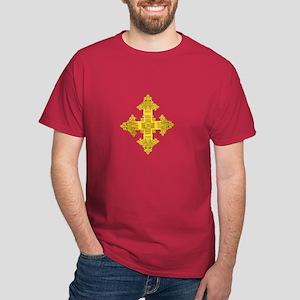 Ethiopia Cross Dark T-Shirt