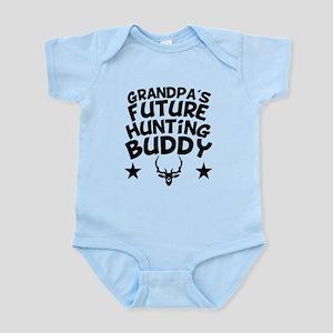 Grandpas Future Hunting Buddy Body Suit