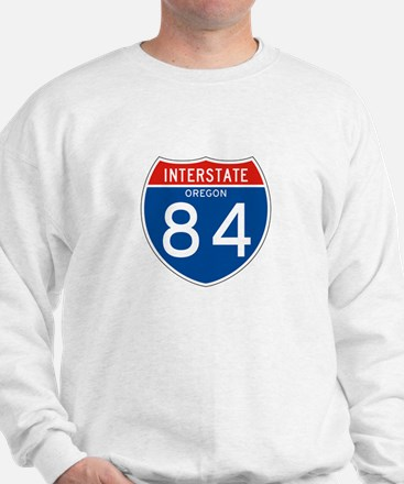 Interstate 84 - OR Sweatshirt