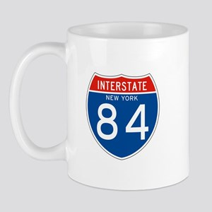 Interstate 84 - NY Mug