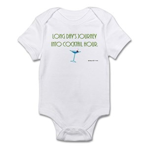 3f60ca224 Funny Martini Quotes Baby Bodysuits - CafePress