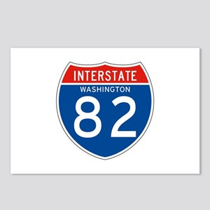 Interstate 82 - WA Postcards (Package of 8)