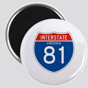 Interstate 81 - VA Magnet