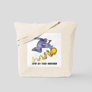 Dance Gene Tote Bag