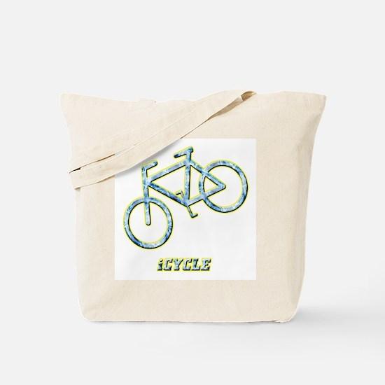 iCYCLE Tote Bag
