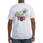 Frolic Pad Fitted T-Shirt