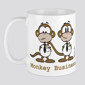 Monkey Business Mug