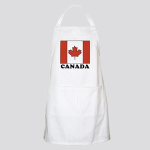 Canadian Flag BBQ Apron