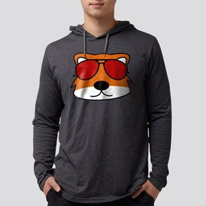 Sly Fox Mens Hooded Shirt