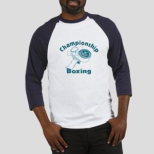 Championship Boxing Baseball Jersey