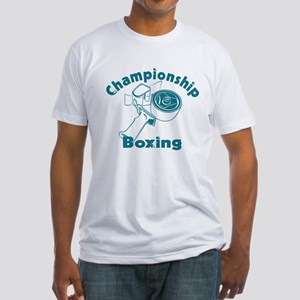 Championship Boxing Fitted T-Shirt