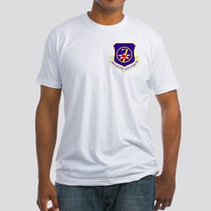 7th Air Force Fitted T-Shirt 2