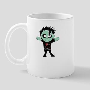 Fashion Zombie Mug