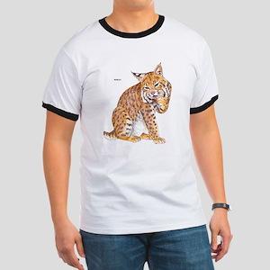 Bobcat Wild Cat Ringer T